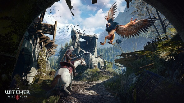 The Witcher 3 Wild Hunt Full Yükle