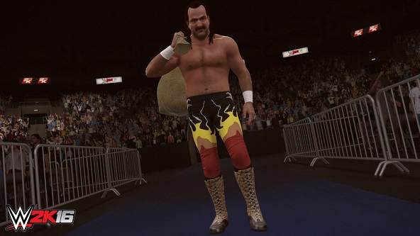 WWE 2K16 Full İndir