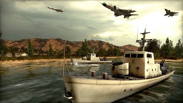Wargame Red Dragon Full İndir