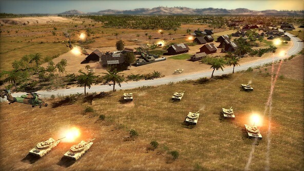 Wargame Red Dragon Full Download