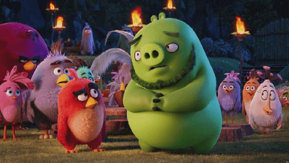 Angry Birds (Kızgın Kuşlar) Yükle