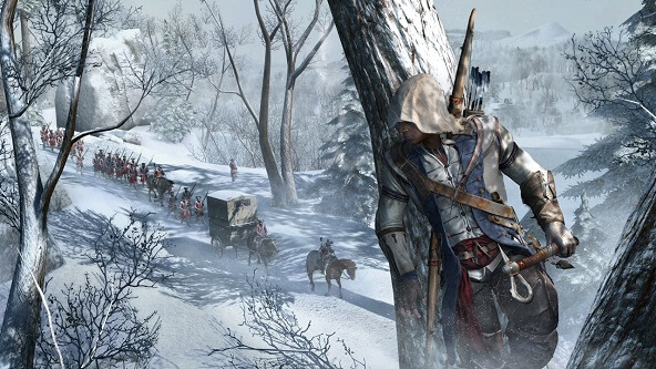 Assassin's Creed III Full Türkçe Yükle