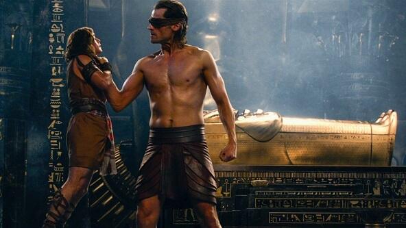 Gods of Egypt (Mısır Tanrıları) Download