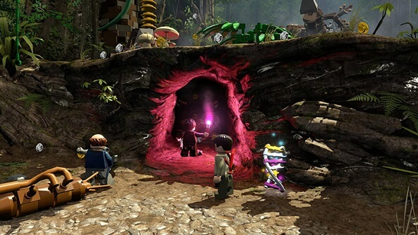 Lego Jurassic World Full İndir