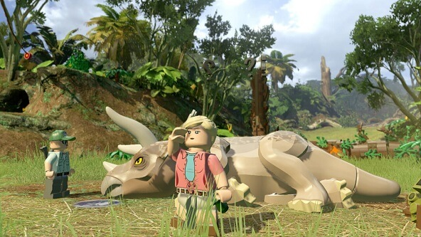 Lego Jurassic World Full Download