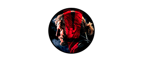 Metal Gear Solid V The Phantom Pain - İcon