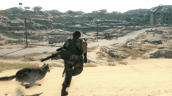 Metal Gear Solid V The Phantom Pain Full İndir