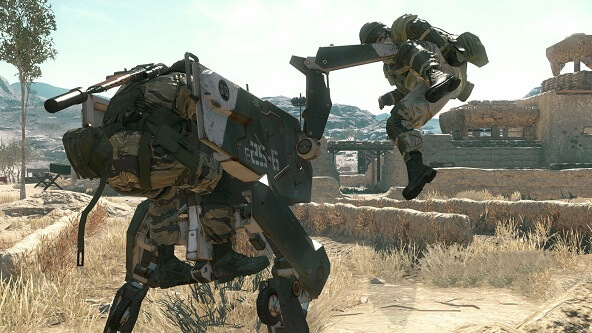 Metal Gear Solid V The Phantom Pain Full Yükle