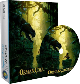 The Jungle Book (Orman Çocuğu) Bluray İndir