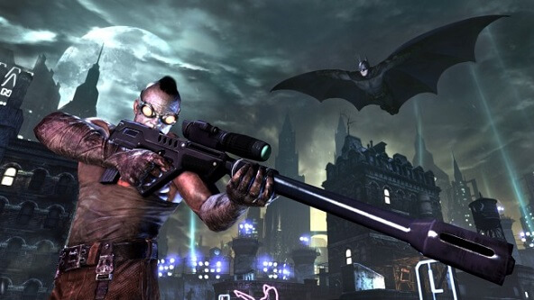Batman Arkham City Game of the Year Edition Yükle