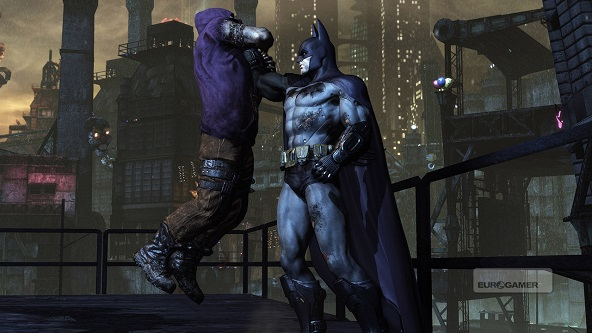 Batman Arkham City Game of the Year Edition Download