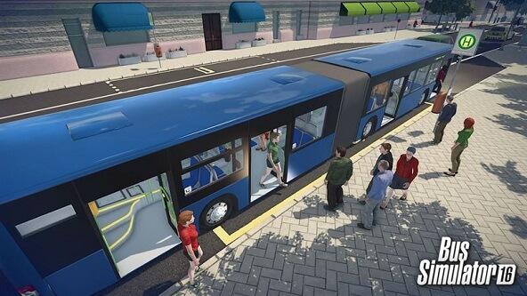 Bus Simulator 16 İndir