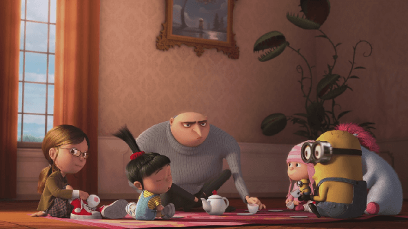 Despicable Me (Çılgın Hırsız) Download
