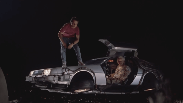 Back to the Future 2 (Geleceğe Dönüş 2) Yükle