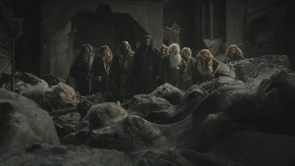 Hobbit 2 Smaug'un Çorak Toprakları Extended Yükle