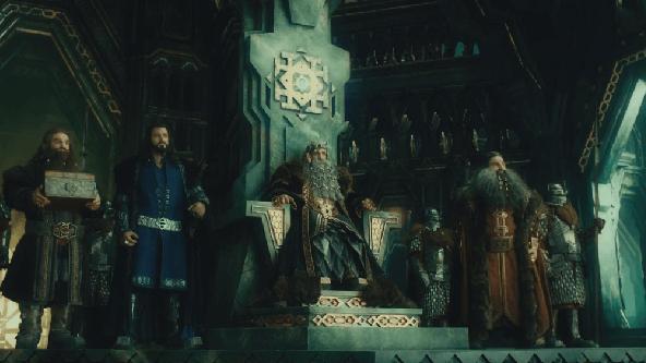 Hobbit Beklenmedik Yolculuk Extended İndir