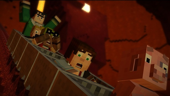 Minecraft Story Mode (Episodes 1-8) İndir