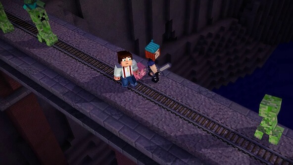 Minecraft Story Mode (Episodes 1-8) Yükle