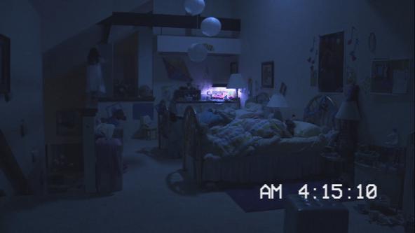 Paranormal Aktivite 3 Yükle