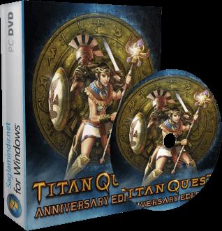 Titan Quest Anniversary Edition İndir