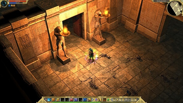 Titan Quest Immortal Throne Yükle