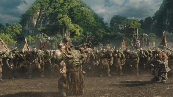 Warcraft (İki Dünyanın İlk Karşılaşması) Yükle