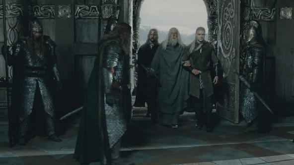 Yüzüklerin Efendisi 2 İki Kule Extended Yükle