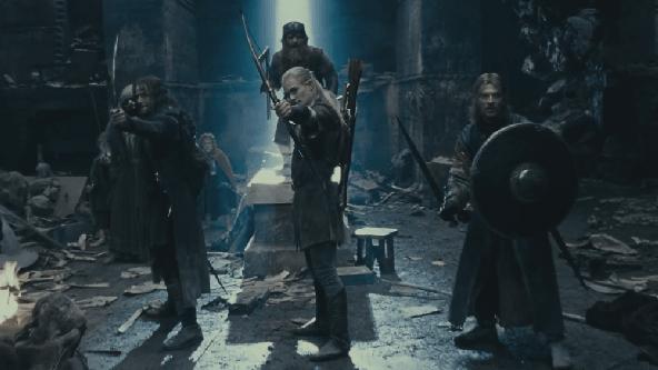 Yüzüklerin Efendisi Yüzük Kardeşliği Extended Download