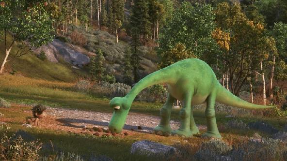 İyi Bir Dinozor Yükle