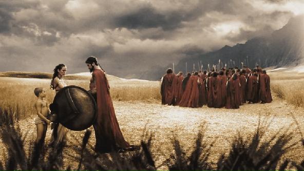 300 Spartalı Yükle