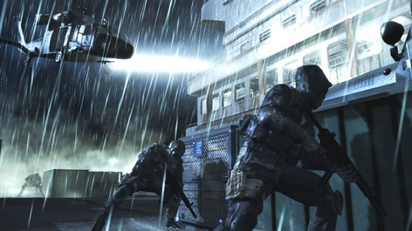 Call of Duty IV Modern Warfare Yükle