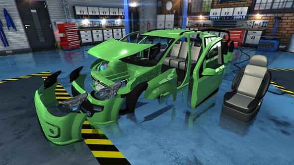 Car Mechanic Simulator 2015 Gold Edition Yükle