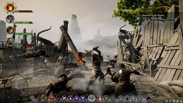Dragon Age Inquisition Digital Deluxe Edition Yükle