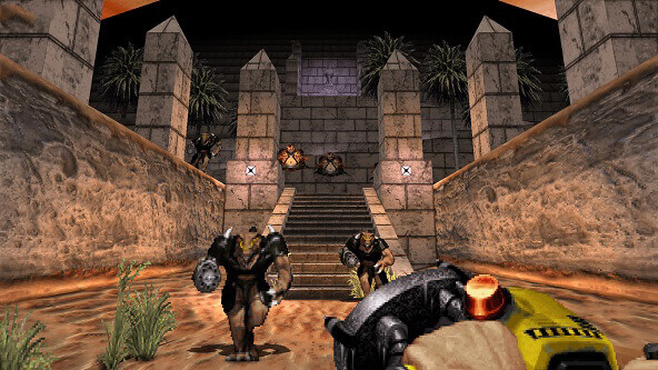 Duke Nukem 3D 20th Anniversary World Tour Yükle