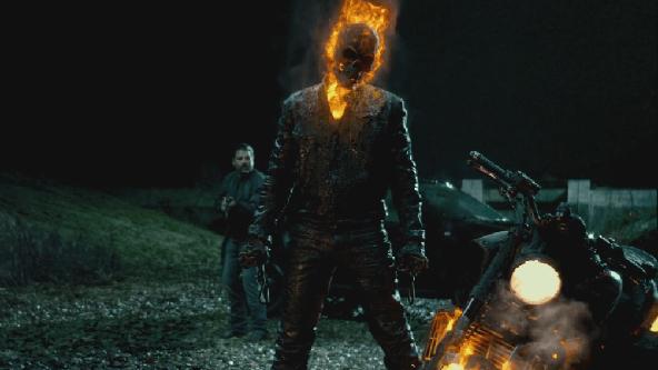 Hayalet Sürücü 2 İntikam Ateşi İndir