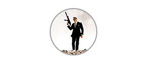 james-bond-007-quantum-of-solace-icon