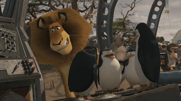 Madagaskar 2 İndir