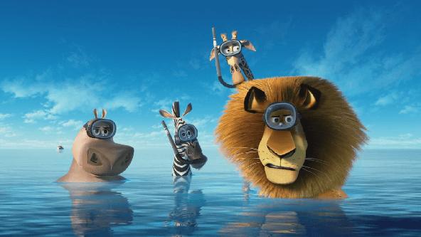 Madagaskar 3 Avrupa'nın En Çok Arananları İndir