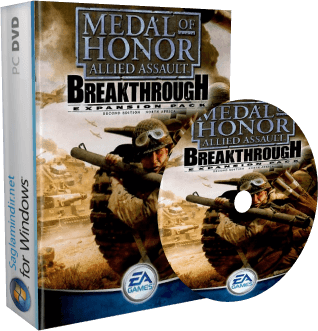 Medal of Honor Allied Assault Breakthrough İndir