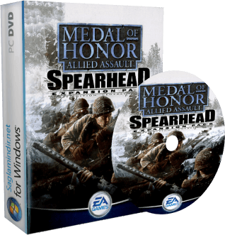 Medal of Honor Allied Assault Spearhead İndir