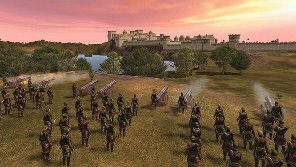 Medieval II Total War Yükle