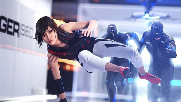 Mirror's Edge Catalyst Yükle