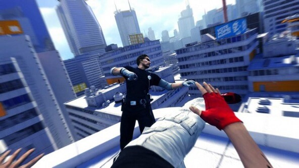 Mirror's Edge Reflected Edition İndir