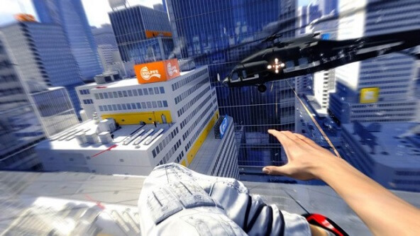 Mirror's Edge Reflected Edition Yükle