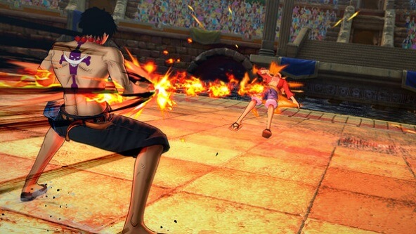 One Piece Burning Blood Gold Edition Yükle
