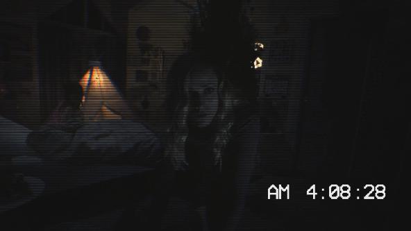 Paranormal Activity 5 Hayalet Boyutu Yükle