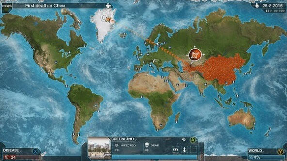 Plague Inc Evolved Yükle