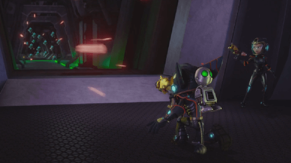 Ratchet ve Clank Yükle
