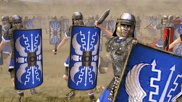 Rome Total War Yükle