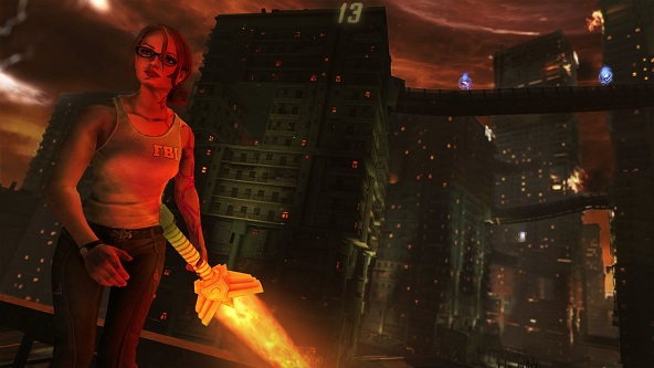 Saints Row Gat out of Hell İndir